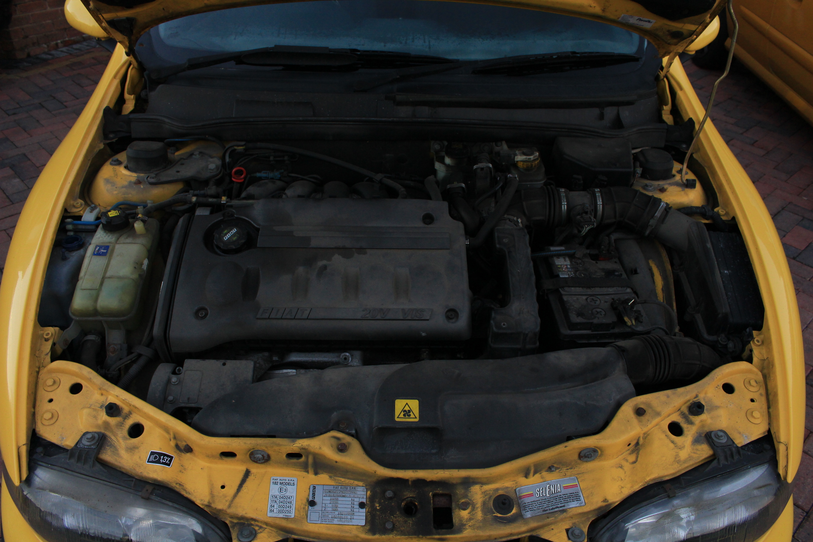 Click image for larger version  Name:Bravo HGT Engine Bay 1.JPG Views:29 Size:1.78 MB ID:173997