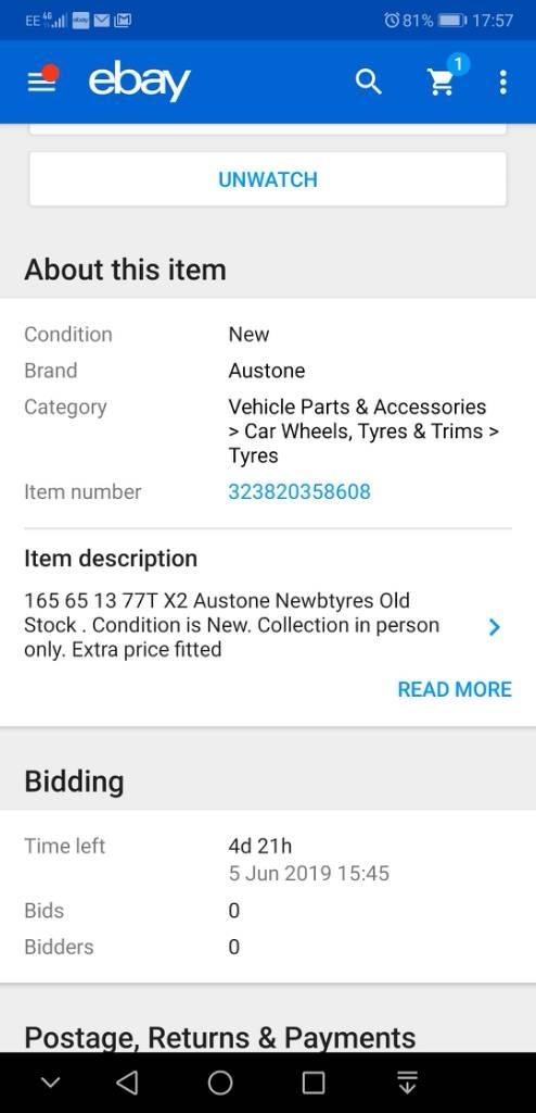 Click image for larger version  Name:Screenshot_20190531_175737_com.ebay.mobile.jpeg Views:6 Size:40.0 KB ID:200661