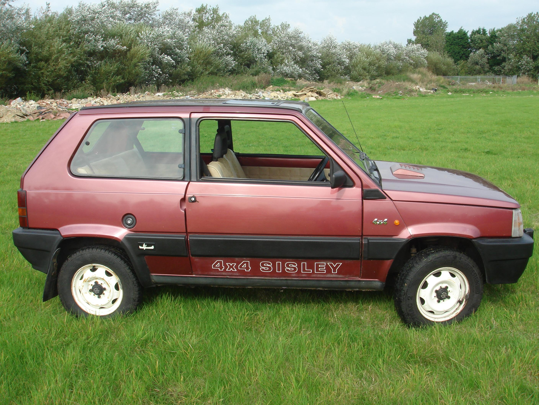 1988 Sisley 4x4 - The FIAT