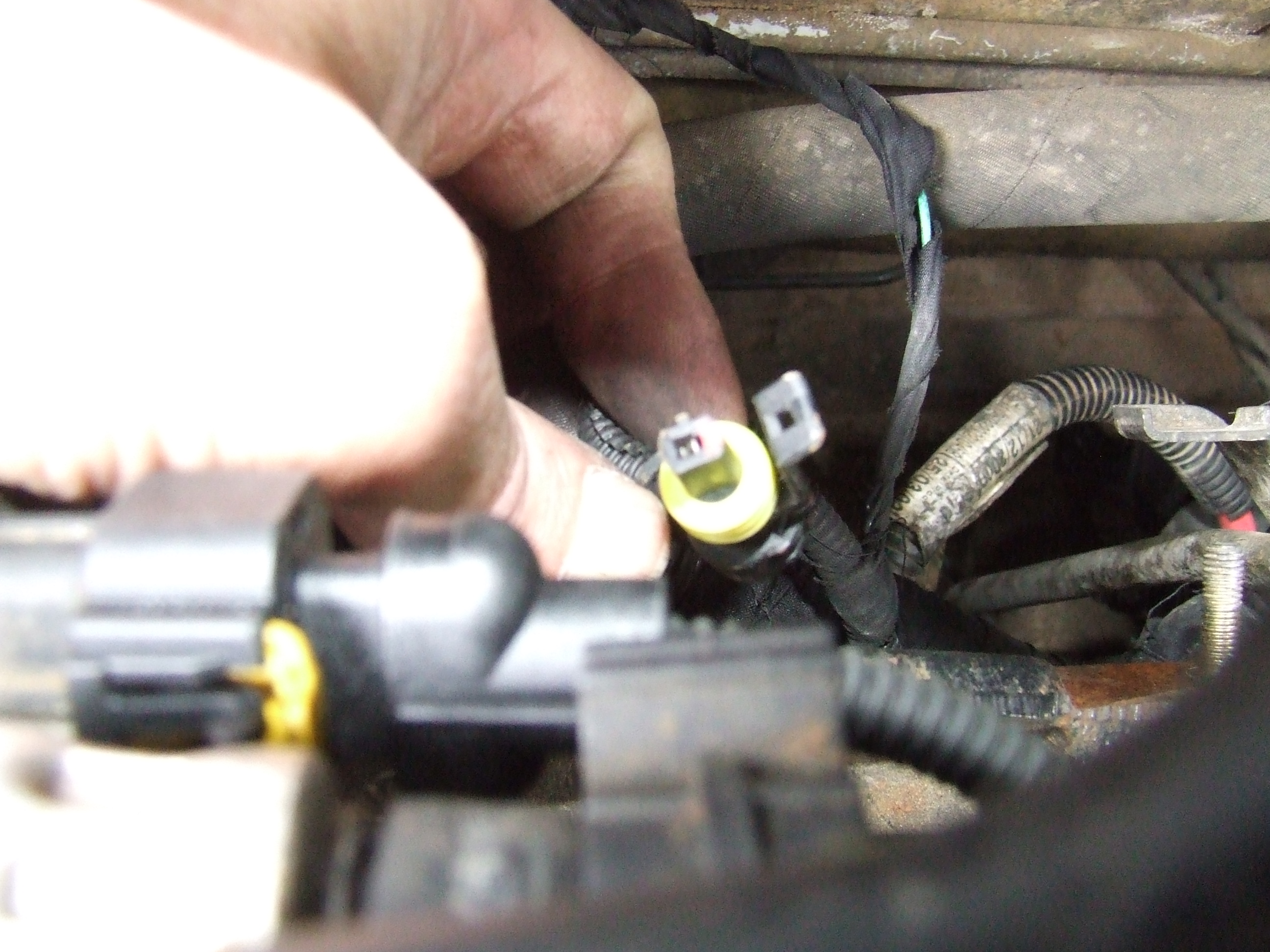 Technical  Engine Wiring Loom Jtd Questions