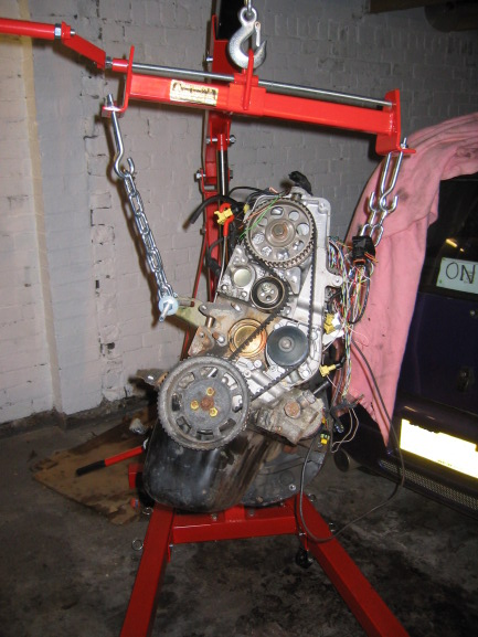 engine-bare