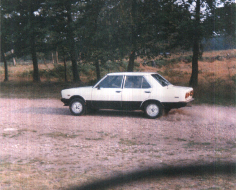 Fiat 131 2.0 Twin Cam