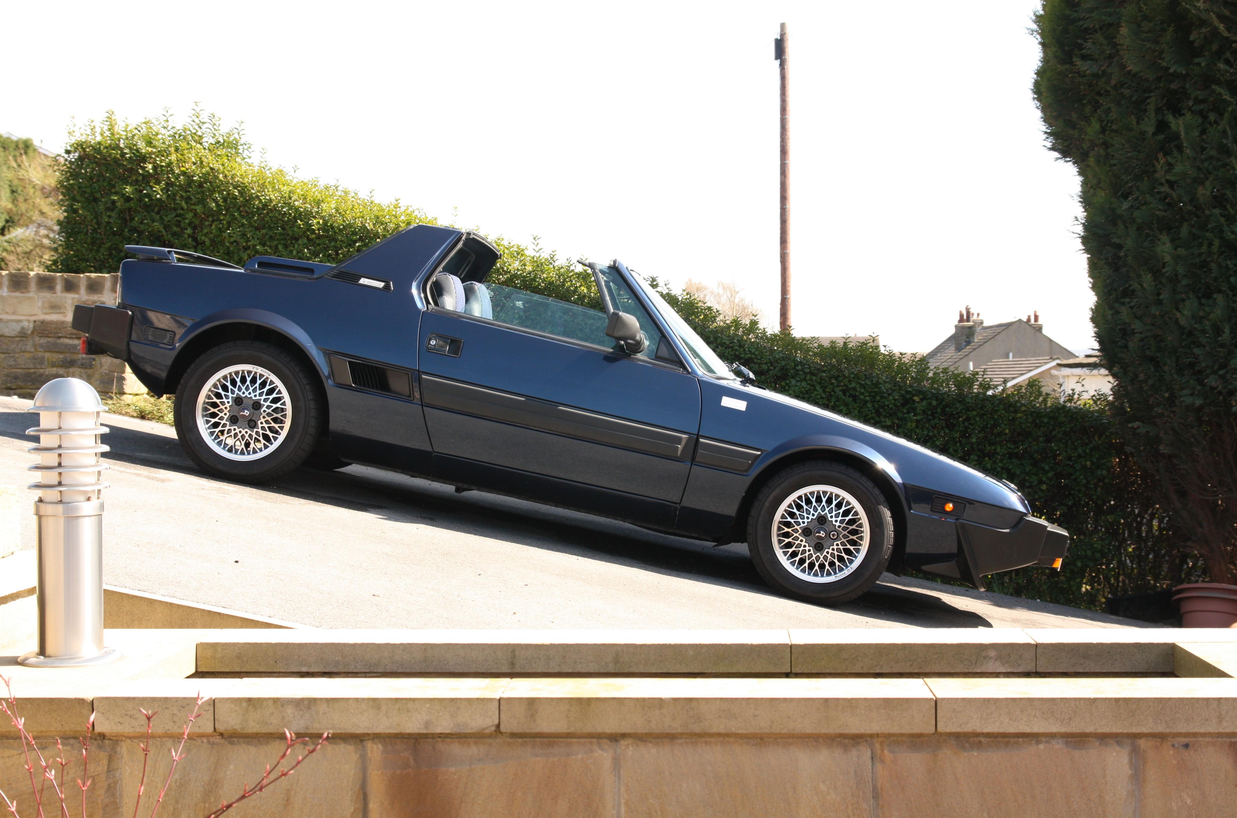 Fiat X1 9 >> Fiat X1/9 Gran Finale - The FIAT Forum - Photo Gallery