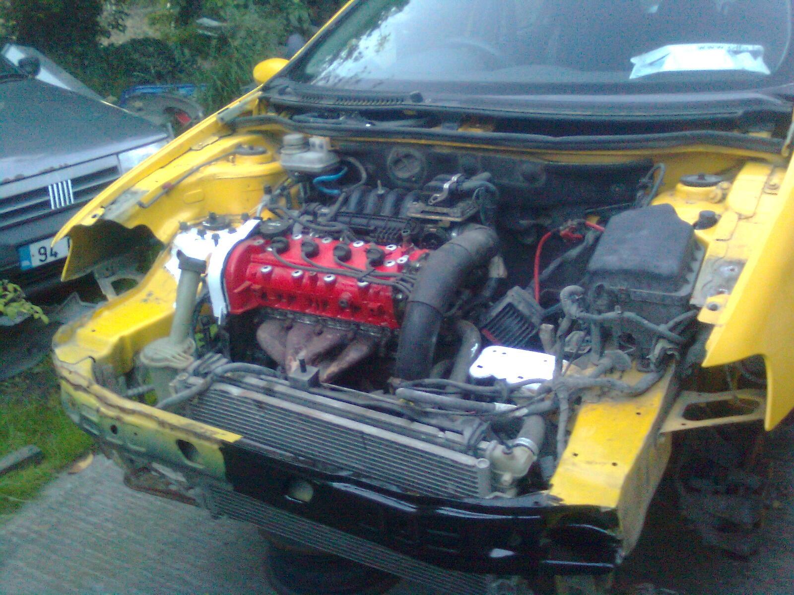 Technical Punto 1 2 16v Engine Change Help The Fiat Forum