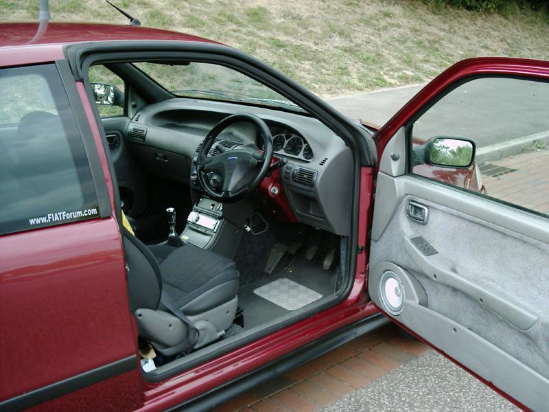 Styling mk1 3 door interior the fiat forum for Fiat grande punto interieur