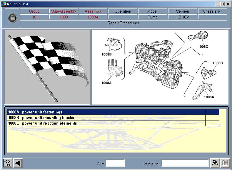 General  Punto 1 2 16v Manuals And Mk1  2  3 Engine