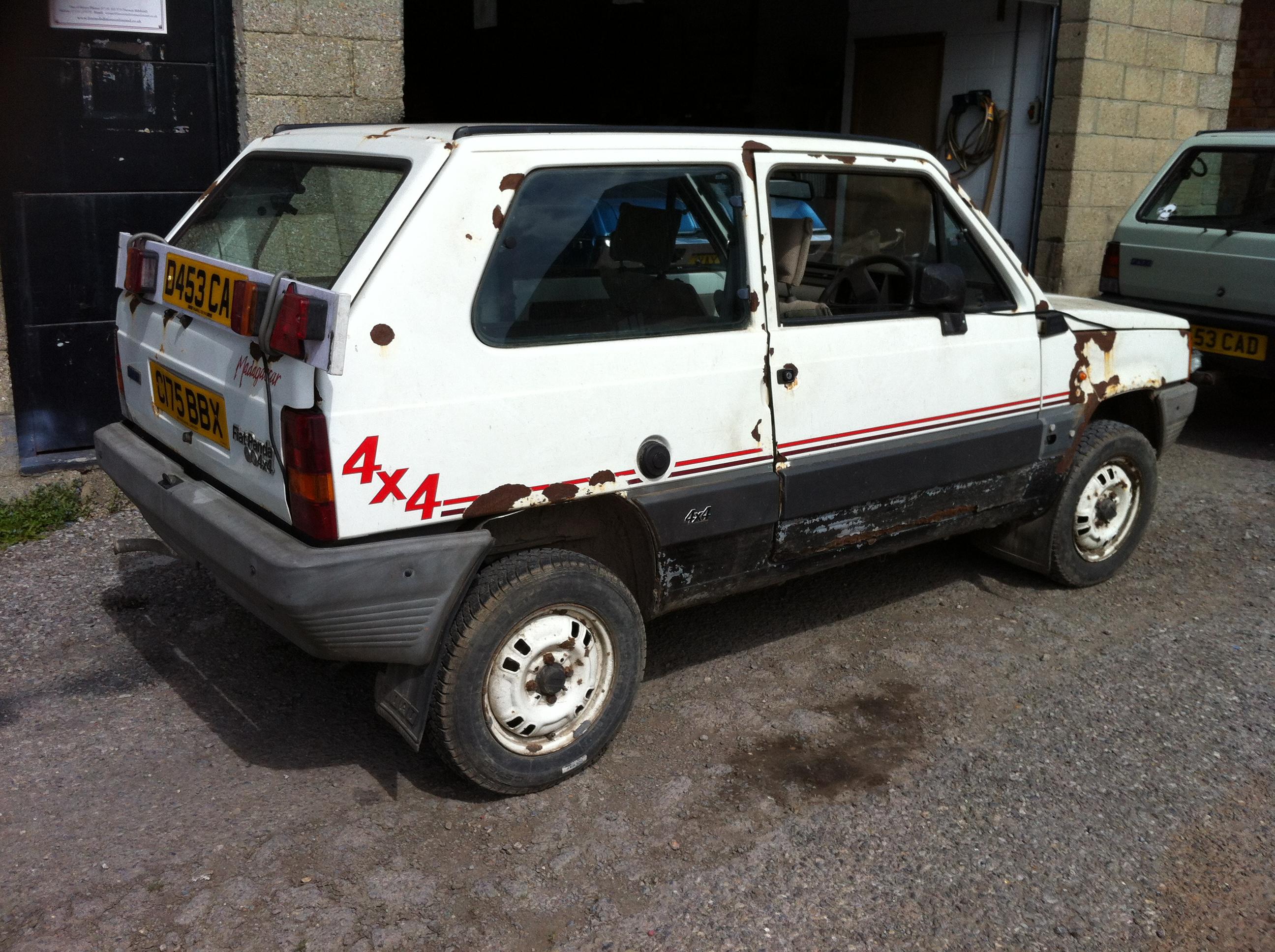 lyneham gumtree for sisley sale p panda rare classic fiat wiltshire in