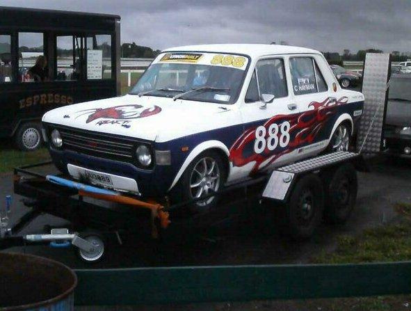 128 My Fiat 128 Sedan Circuit Car The Fiat Forum