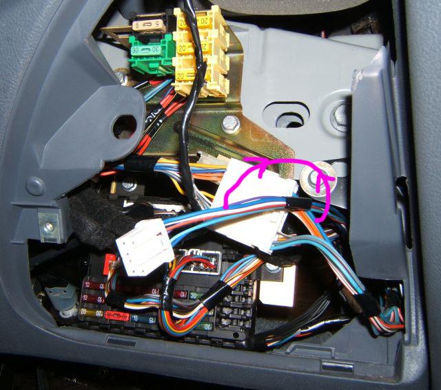 Fiat Punto Glove Box Fuse : Technical heated seats the fiat forum