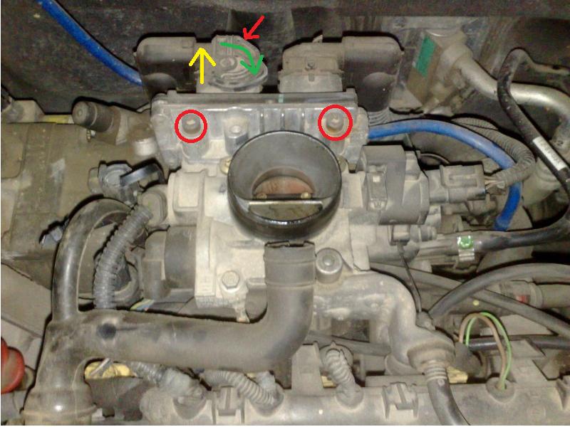 Technical: unplug ECU from Punto MK2 2001. 1.2 8V - The FIAT ...