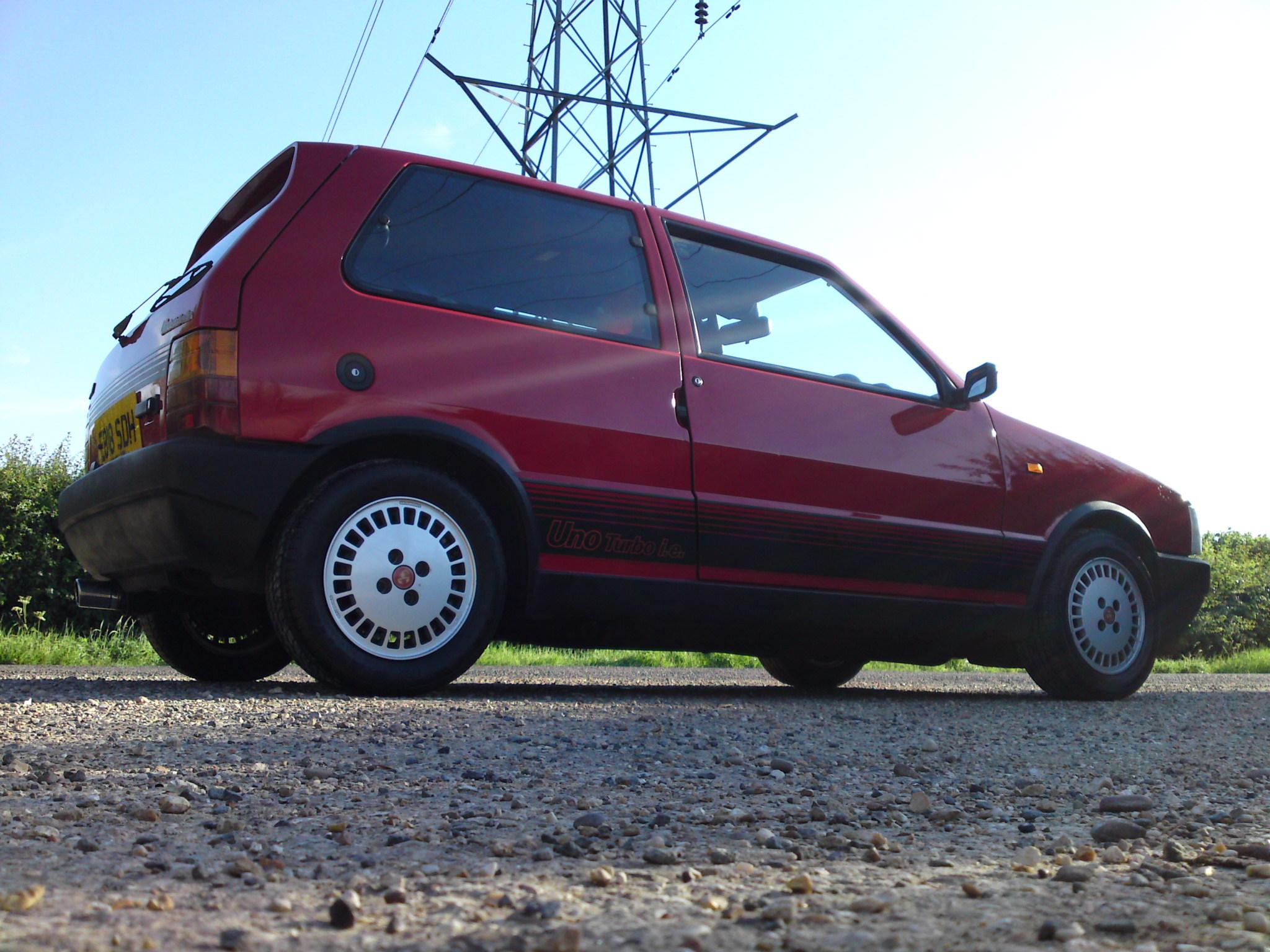 Uno My 87 Mk1 Uno Turbo The Fiat Forum