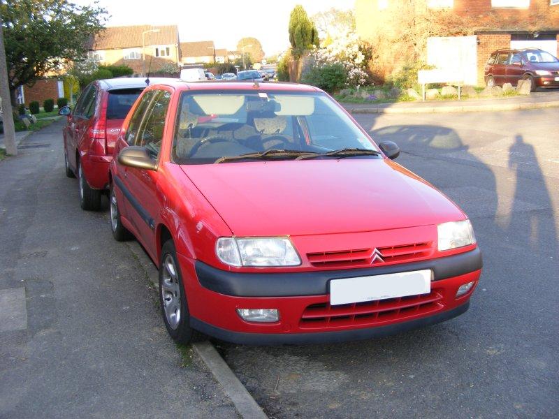 Saxo VTR 1997 Mk1 (esp.