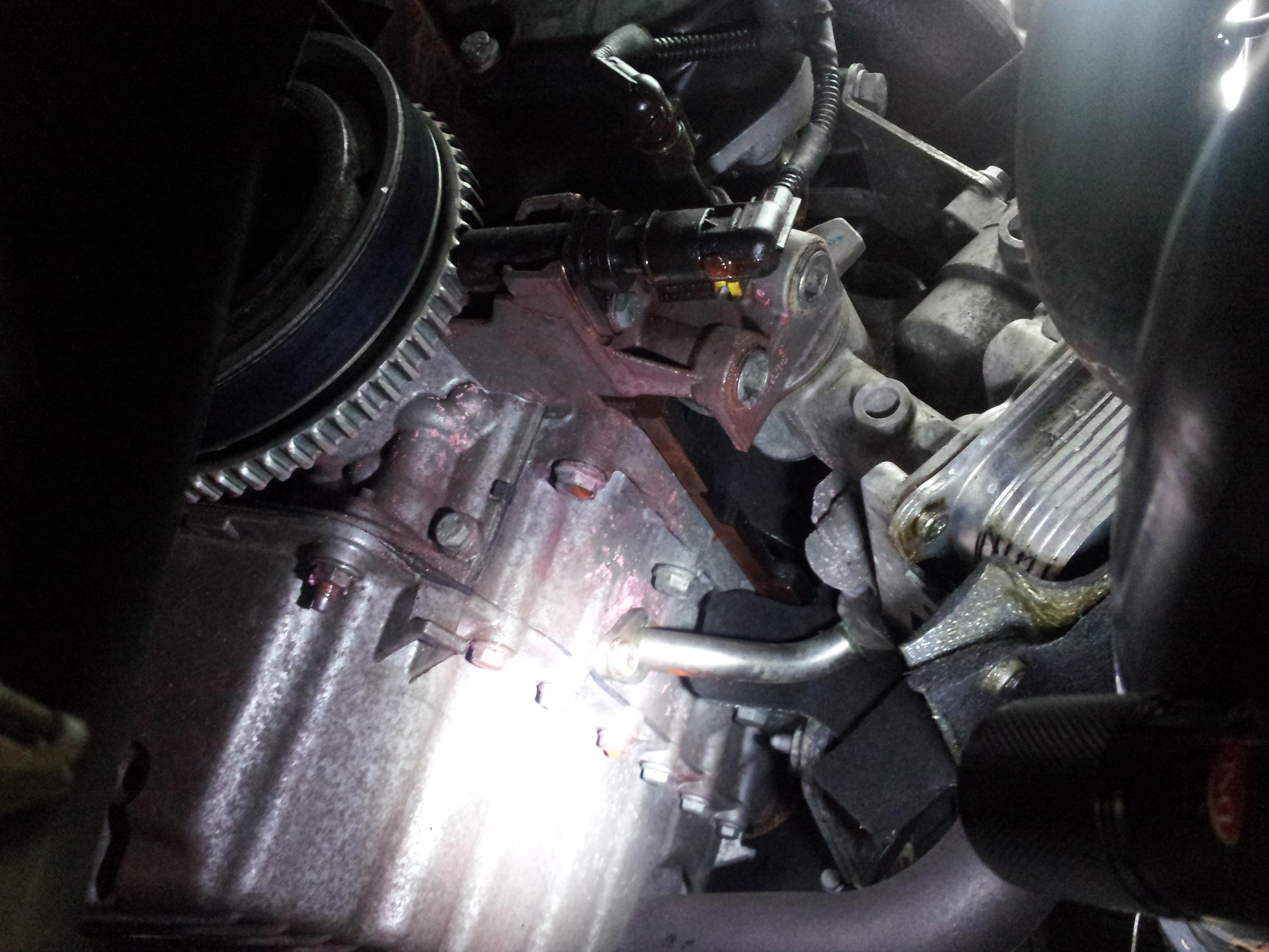 Technical T Jet Coolant Leak The Fiat Forum