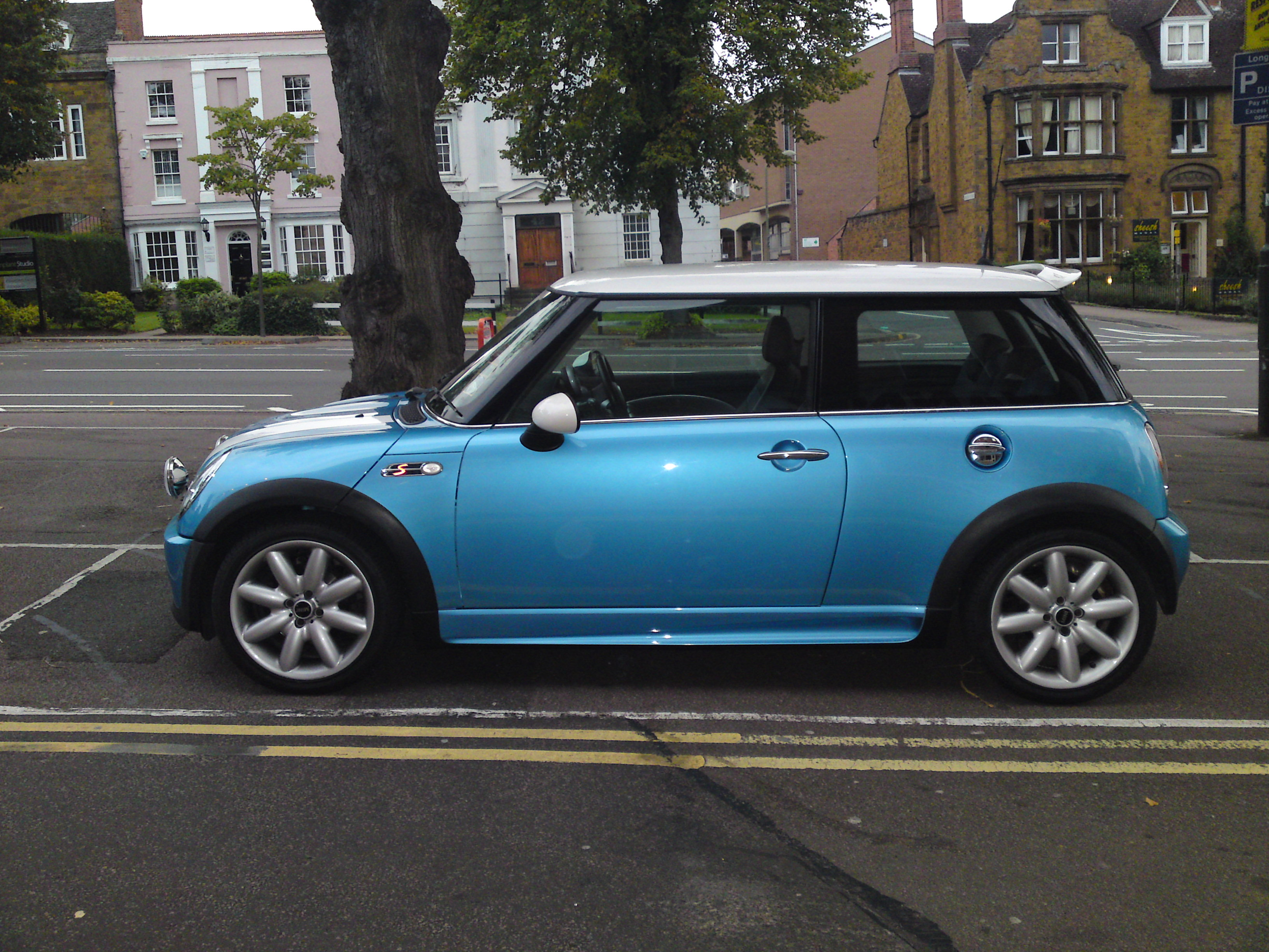 Newbie With An R53 Cooper S