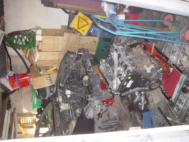 Remplacement moteur 1.9 JTD 100 GT 2001 DSC004411
