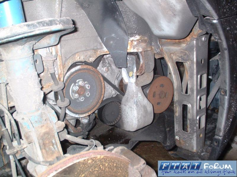 When To Change Timing Belt >> Technical: Photo how-to: Marea 20v cam belt change - The ...