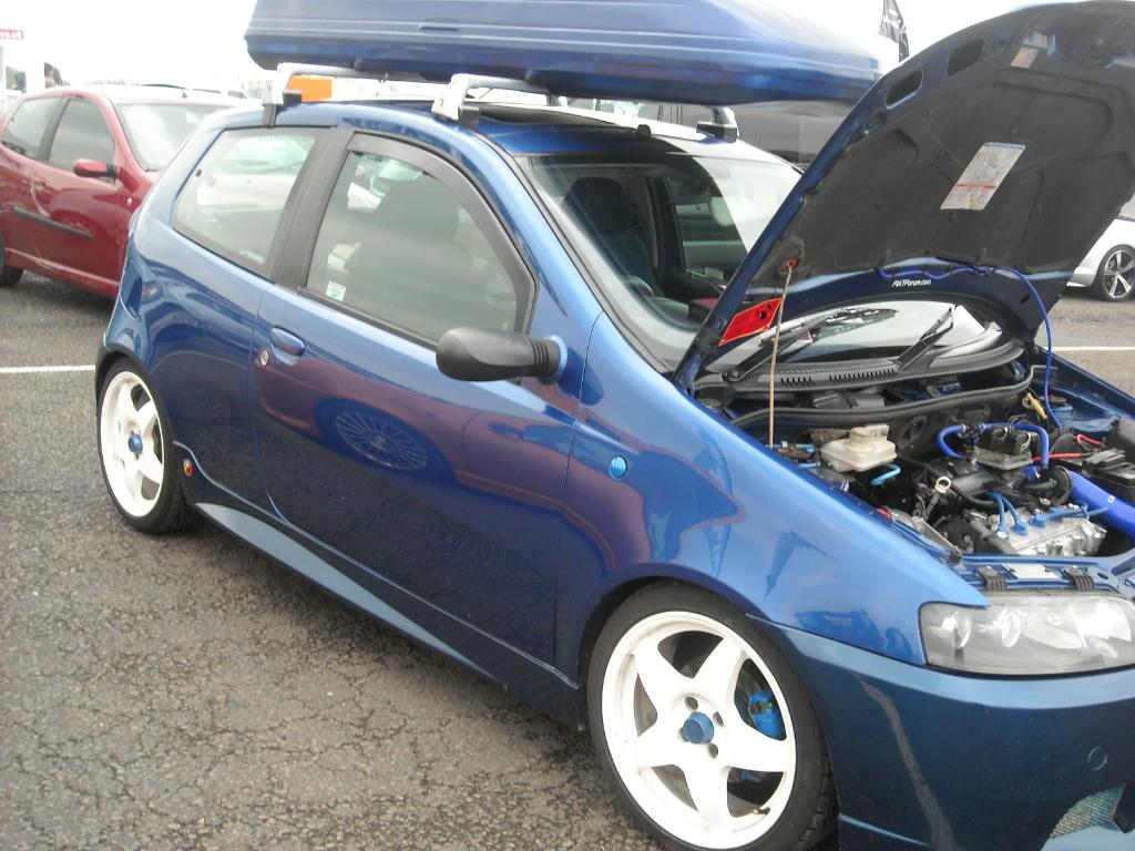 General  Looking For Someone With A Fiat Punto Mk2  Mk3