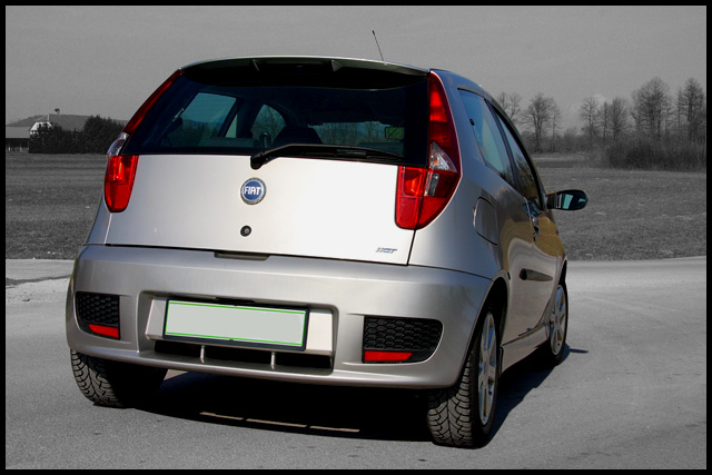 Re Exhaust Tailpipe Exit Behind The Bumper Is This Normal: Fiat Punto 2004 Exhaust At Woreks.co