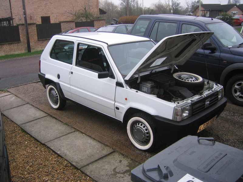 Fiat Panda [Classic] klub