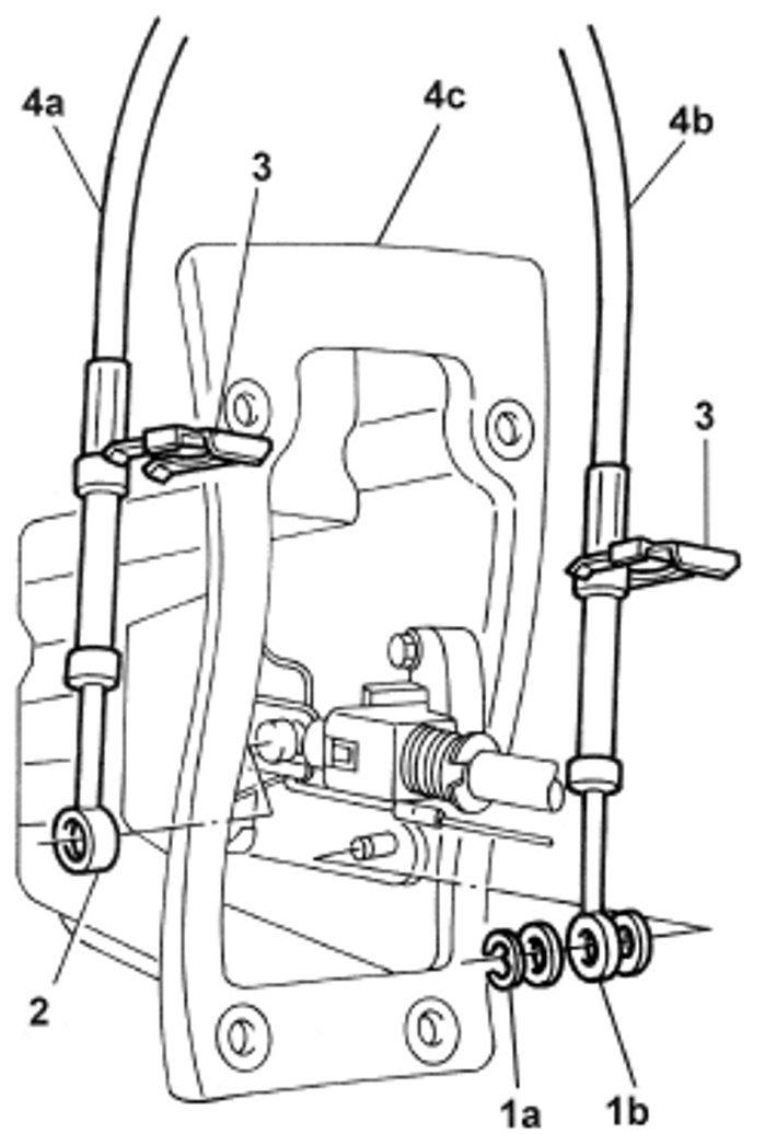 car stuck in gear manual