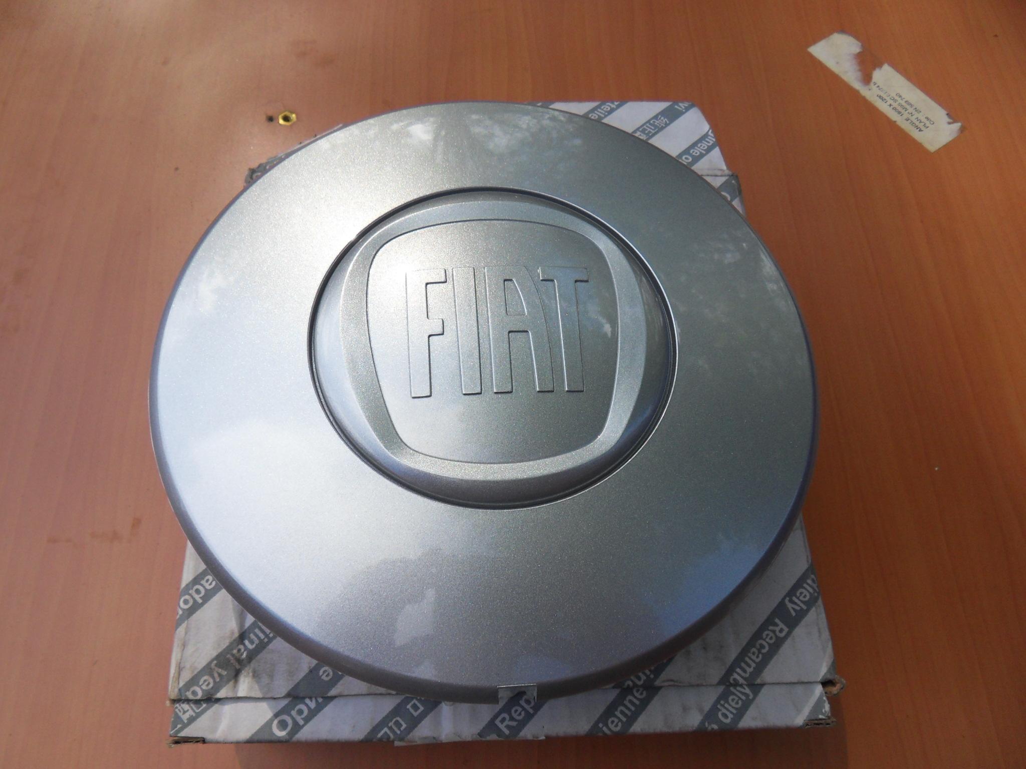 Fiat 500 Forum >> Steel wheel centre caps - The FIAT Forum