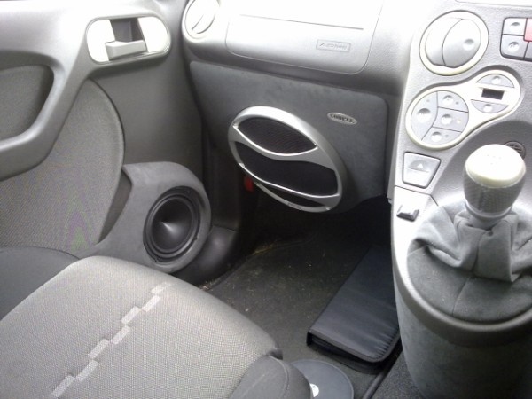 Car subwoofer Audison Thesis TH 10 basso